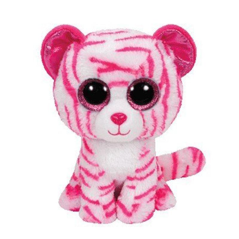 [해외]Ty Beanie Boos 인형 & amp; 봉제 동물 핑크 레오파드 장난감 인형/Ty Beanie Boos Stuffed & Plush Animals Pink Leopard Toy Doll