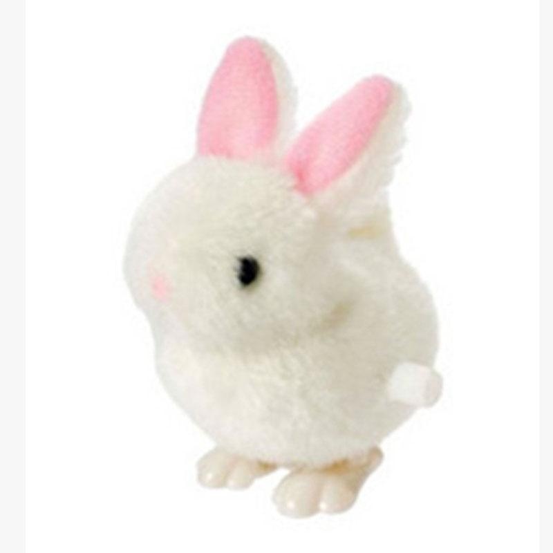 [해외]무성한 인형 완구 유아 유아 장난감 부활절 토끼 선물을 바람이 부는 토끼 토끼 인형 완구 0418 점프 부드러운 봉제 토끼/lush Doll Toys New Infant Child toys Hopping Wind Up Easter Bunny Gift Soft P