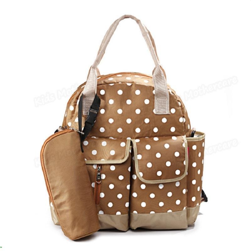 [해외]Hooyi 패션 기저귀 BagsBackpack 병 가방 휴대용 기저귀 변경 매트 어머니 큰 용량 내피 가방 여성 가방/Hooyi Fashion Diaper BagsBackpack Bottle Bag Portable Diaper Changing Mat Mother