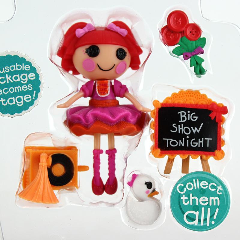 [해외]3 인치 기존 MGA Lalaloopsy Dolls 액세서리, Don & tThe Box/3Inch Original MGA Lalaloopsy DollsThe Accessories, Don&tThe Box