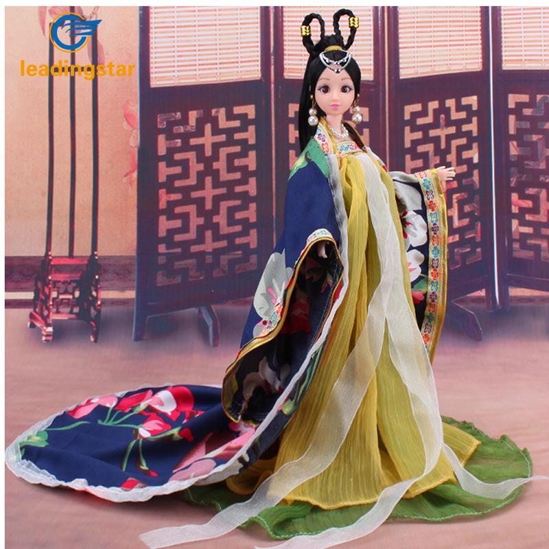 [해외]LeadingStar 2017 새로운 바비 인형 옷 전통 어 고전 의상 어 고대의 신화의 옷 zk15/LeadingStar 2017 New Barbie Doll Clothes Traditional Chinese Classical Style Costume Chin
