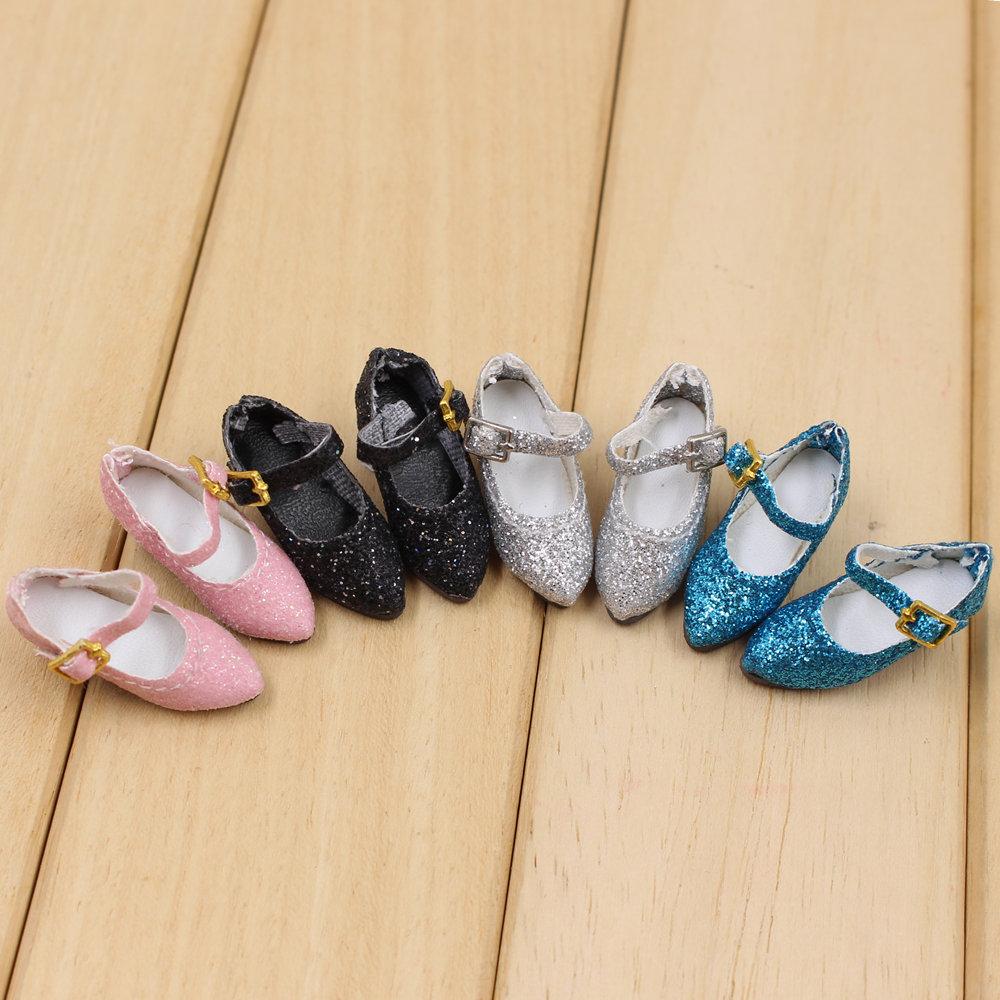 [해외]Blyth doll 귀여운 네오 1/6 BJD를 선택할 수있는 4 가지 색상의 빛나는 신발./Blyth doll Shining shoes four different colors can be choosing Cute Neo 1/6 BJD
