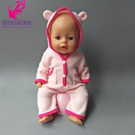 [해외]43cm Zapf 베이비 신생 인형 재 탄생 아기 코트, 어린이 선물 인형 옷을인형 코트/Dolls coat for 43cm Zapf Baby New Born Doll reborn baby coat, Children gift dolls clothes