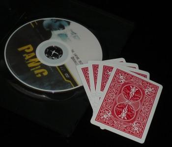 [해외]?Aaron Fisher (DVD + Gimmick) 기계 - 트릭, 무대 마술 소품 / 액세서리, 카드 정신력 마술/ Machine by Aaron Fisher (DVD+Gimmick) - Trick ,stage magic props/accessories,ca