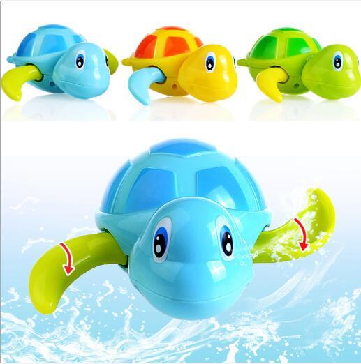 [해외]신생아 귀여운 만화 동물 거북이 아기 장난감 거북이 시계 시계 클래식 장난감 아이 교육 장난감 YH933/Newborn Cute Cartoon Animal Tortoise Baby Toy Turtle Chain Clockwork Classic Toys Kid E