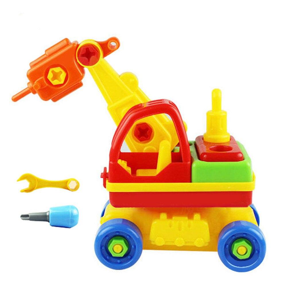 [해외]HOT 키즈 어린이 베이비 디스 어셈블리 어셈블리 만화 자동차 장난감 SEP 01/HOT Kids Child Baby Disassembly Assembly Cartoon Car Toy SEP 01