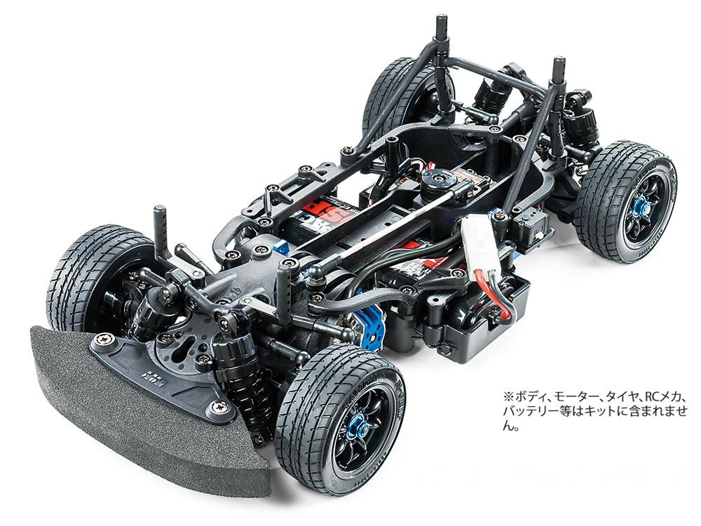 [해외]DIY TAMIYA 1/10 M-07 RC 컨셉 자동차 섀시 키트 58647/DIY TAMIYA 1/10 M-07 RC Concept Car Chassis Kit 58647
