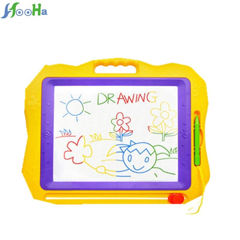 [해외]컬러 오버 자석 보드 어린이 & 교육 완구 학습 완구 어린이 아기 칠판 쓰기 어린이를좋은 선물/Color Over Size Magnetic Board Children&s Educational Toys Learning Toys Child Baby Writi