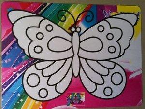 [해외] 300pcs / lot, 어린이 & 모래 아트 용 모래 아트 스티커 카드/Free shipping 300pcs/lot, Sand art sticker card for children&s sand art