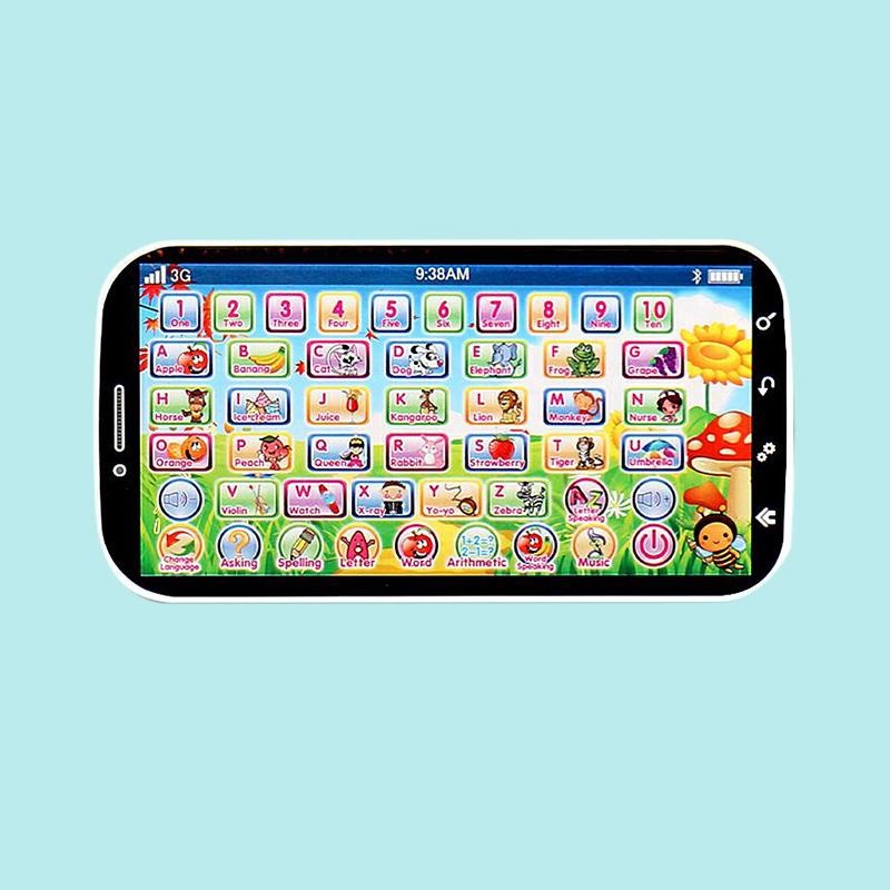 [해외]기계 학습 전화 장난감 점멸 음성 인식 음악 다목적 선물/Machine Learning Phone Toys Flashing Voice Recognition Music Multi Purpose Gifts