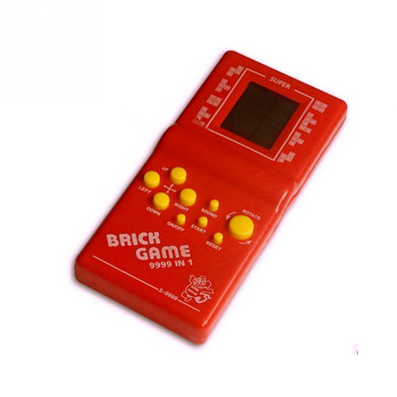 [해외]최고의 어린이 선물 멋진 테트리스 게임의 독창성 독창성 클래식 고전 향수 전자 게임 모델 장난감 가격/The Best Children Gift Fancy Originality of Handheld Tetris Game Classic Nostalgic Electr
