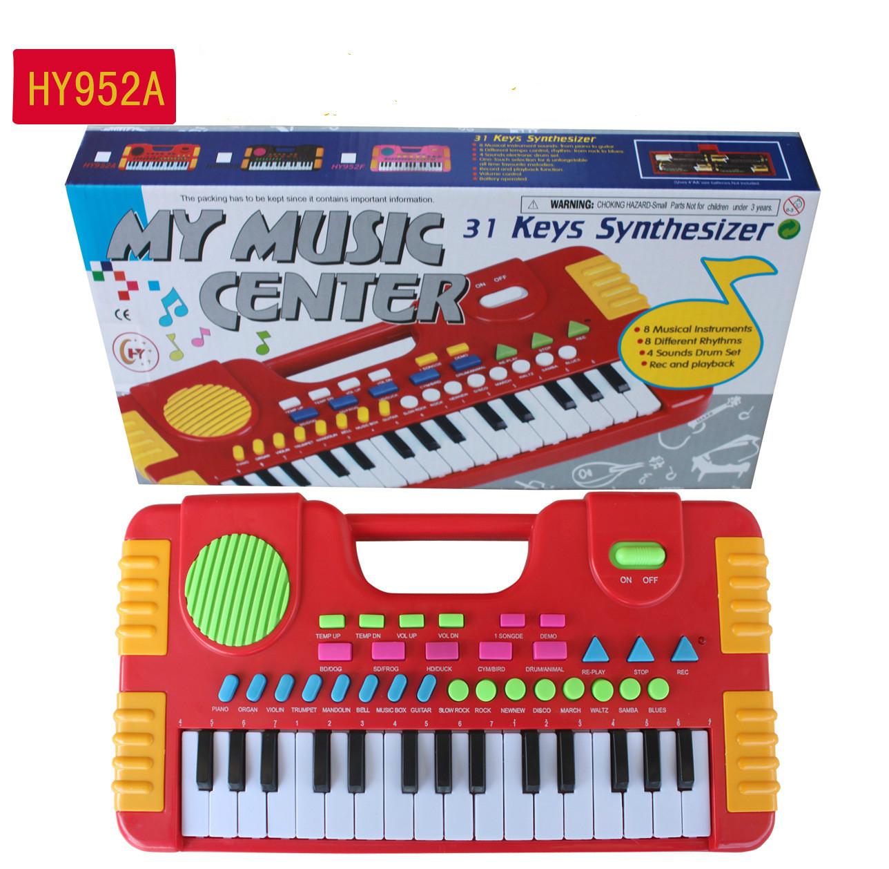[해외]31 키즈 키즈 아기 뮤지컬 완구 어린이 뮤지컬 휴대용 악기 전자 피아노 키보드 소녀를교육 완구/31 Keys Kids Baby Musical Toys Children Musical Portable Instrument Electronic Piano keyboar