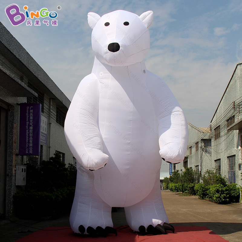 [해외]야외 크리스마스 inflatables 북극곰 / 풍선 동물 / 광고 판촉을거대한 풍선 곰/Outdoor Christmas inflatables polar bear / inflatable animal / giant inflatable bear for adverti