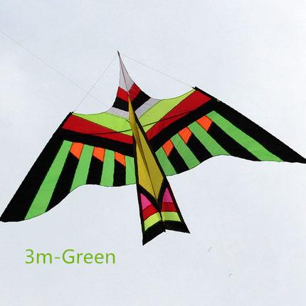 [해외]?2017 NEW 3m / 5 파워 애니멀 카이트 / 버드 카이트 핸들 및 라인 굿 플라잉/ 2017 NEW 3m/5 Power Animal Kites/ Bird Kite Handle and Line Good Flying