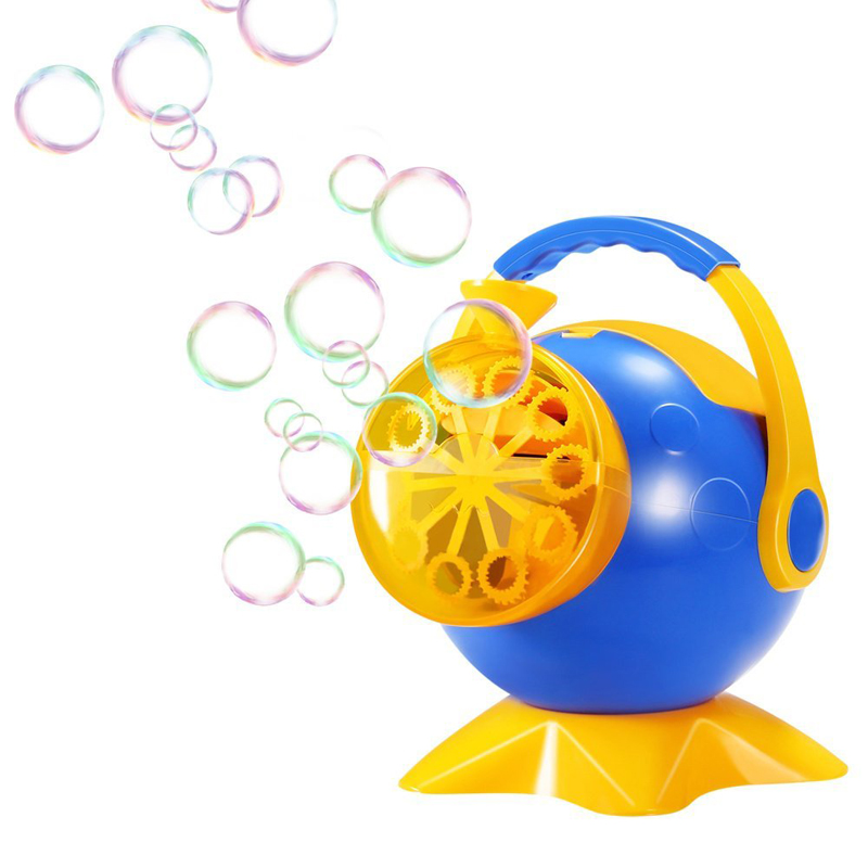 [해외]자동 비누 거품 기계 장난감, 전자 거품 기계, 파티 옥외 선물 장난감을낙지 모양의 거품 기계 장난감./Automatic soap bubble machine toy, electronic bubble machine, octopus shaped bubble mach
