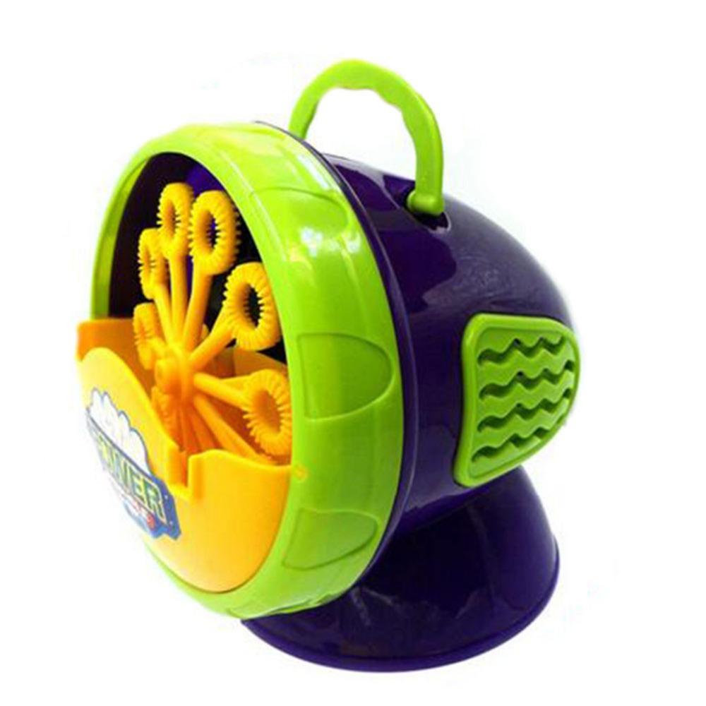 [해외]새로운 작은 태풍 전기 거품 기계 어린이 & s 장난감 휴대용 자동으로 아이들에게 거품을 무료로 불고./New small typhoon electric bubble machine children&s toy portable automatic blowing