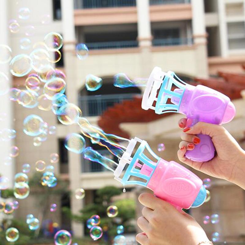 [해외]1 Pc ABS 자동으로 거품을 쐬는 거품 기계 옥외 아이들을 % s 안전한 안전한 저지방 거품 아이들 여름 재미 있은 게임/1 Pc ABS Electric Automatic Blowing Bubble Machine Outdoor Toys for Children