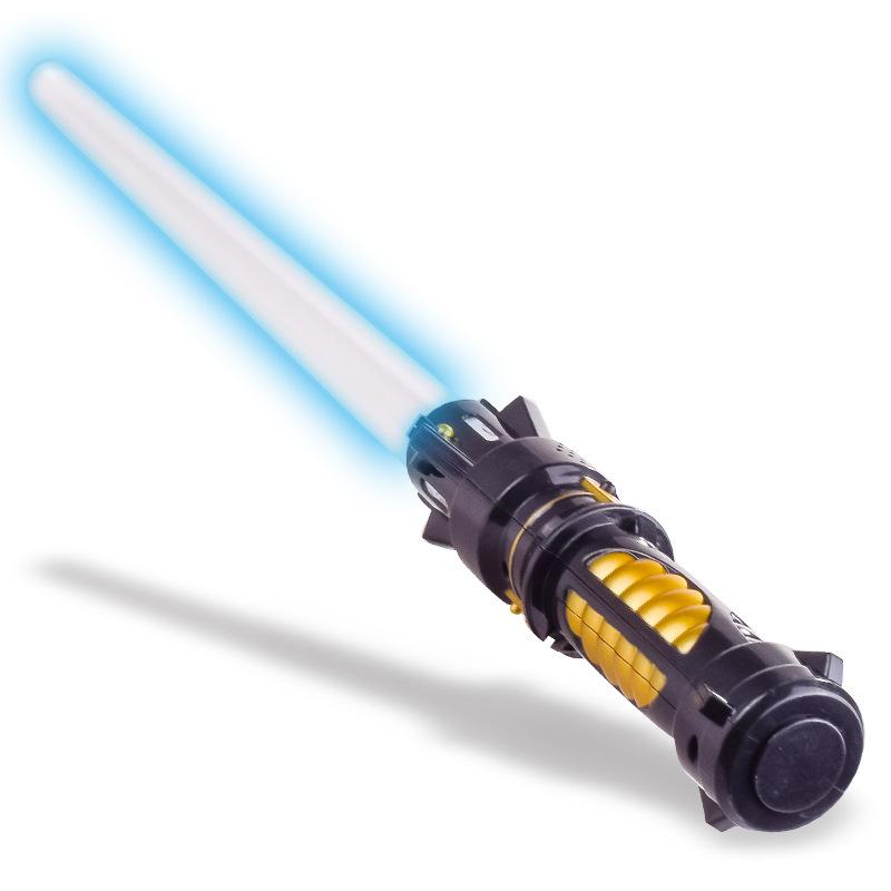 [해외]66cm 코스프레 LightsaberLight 사운드 Led 색상 변환 세이버 레이저 칼 PVC 장난감 생일 스타 아이 선물 게임/66cm Cosplay LightsaberLight Sound Led Color transformation Saber laser S