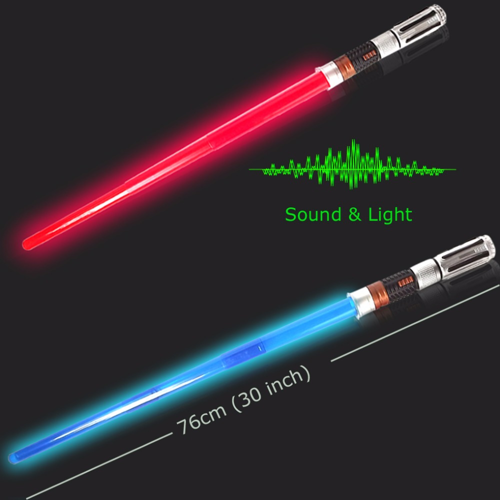 [해외]라이트 소드 무기류 코스프레 스타 워즈 소년 용 라이트 세이버/Light Sword Weapons Toys Cosplay Starwars Lightsaber for Boys