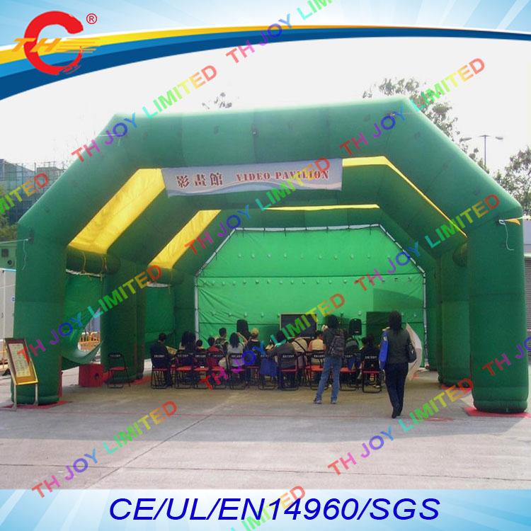 [해외]10x7x5mH 야외 캐노피 풍선 아치 행사 텐트 커버, 풍선 공기 지붕 대피소/free air shipping to door,10x7x5mH Outdoor Canopy Inflatable Arch  event Tent cover,inflatable air ro