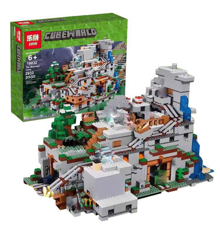<span style=''>[해외]LEPIN 18032 모델 빌딩 키트 블록 벽돌 미니 크래프트 2932pcs Mou..</span>