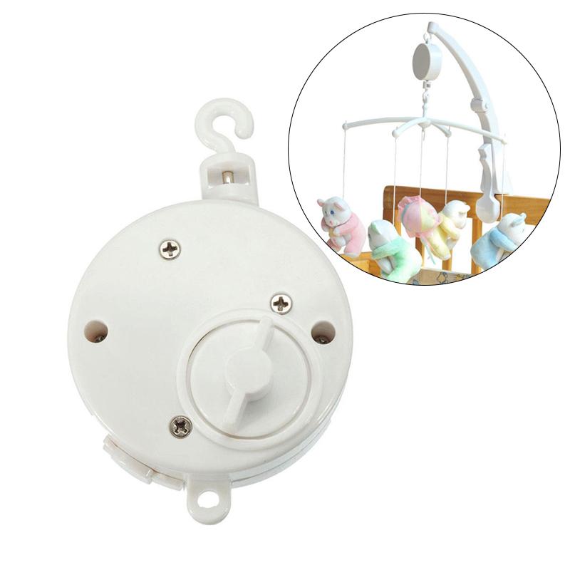 [해외]아기 침대 송 아기 자동차 유아 침대 벨 아이 장난감 전기 Autorotation 음악 상자 화이트 사랑 Autorotation 음악 개발 장난감/Baby Bed Song Baby Mobile Crib Bed Bell Kid Toy Electric Autorot