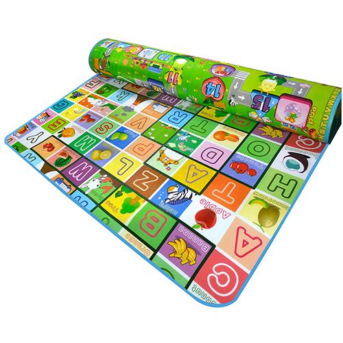 [해외]HOT 1.8x2M 쿠션 두꺼운 퍼즐 놀이 매트 크롤링 아기 방수 매트 어린이/HOT 1.8x2M Cushion Thick Puzzle Play Mat Crawling baby waterproof mat Child