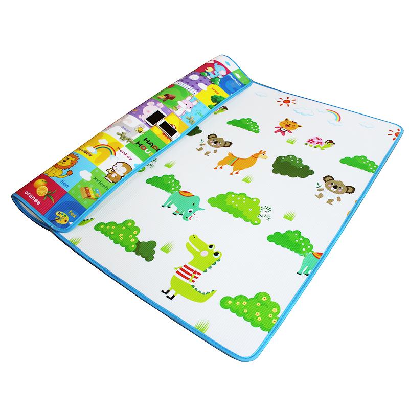 [해외]아기 카펫 베이비 장난감 깔개를유아 빛나는 놀이 매트 180X200CM 놀이 퍼즐 매트 개발 거품 매트 2CM 두께/Infant Shining Play Mat For Children Carpet Baby Toys Rugs 180X200CM Developing P