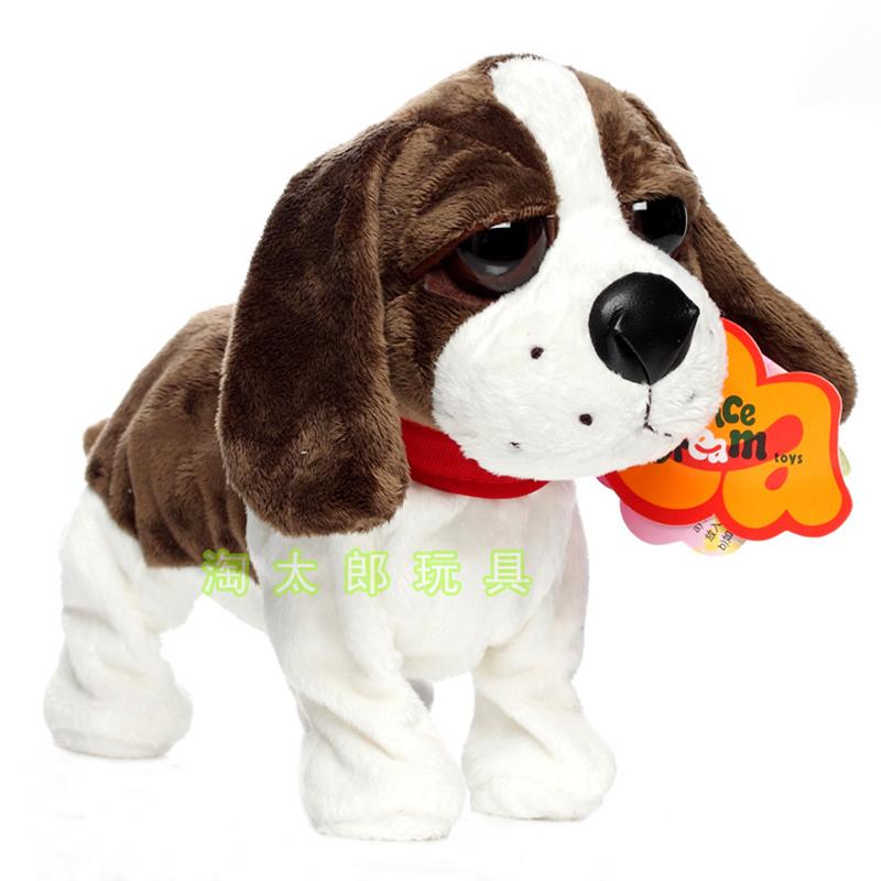 [해외]어린이 전자 장난감 강아지 로봇 이야기 강아지 Interaktive 모피 장난감 대화 형 재미 스마트 로봇 개 이야기 장난감/Kids Electronic Toys The Dog Robot Talking Puppy Interaktive Furry Toys Inte