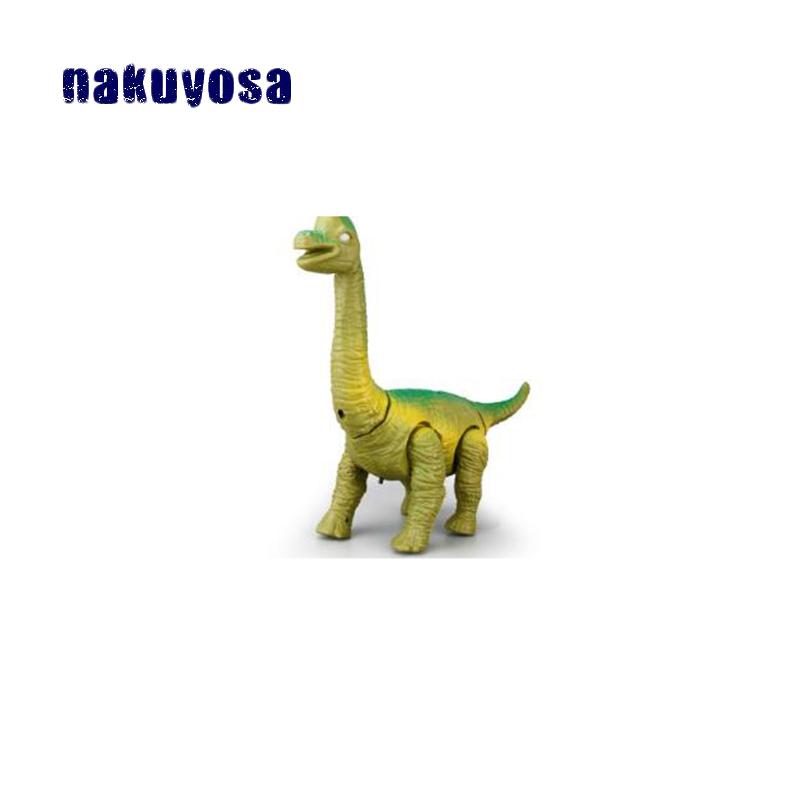 [해외]전기 장난감 산책 공룡 RobotLight 소리 무작위 색상 배달 드래곤 티라노 사우루스 완구 어린이를선물/Electric Toy Walking Dinosaur RobotLight Sound Random Color Delivery Dragon Tyrannosau