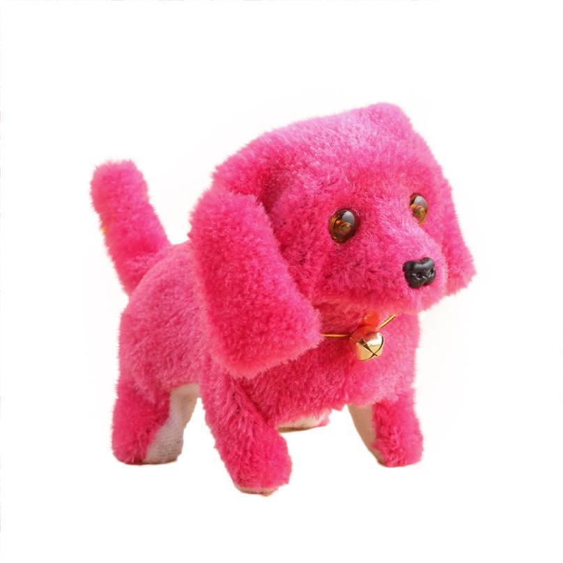 [해외]새로운 로봇 귀여운 전자 애완 동물 강아지를 산책 애완 동물 장난감 어린이 XM20  아기 유아 어린이ToyMusic 라이트/New Robotic Cute Electronic Walking Pet Dog Puppy Kids ToyMusic Light for Ba