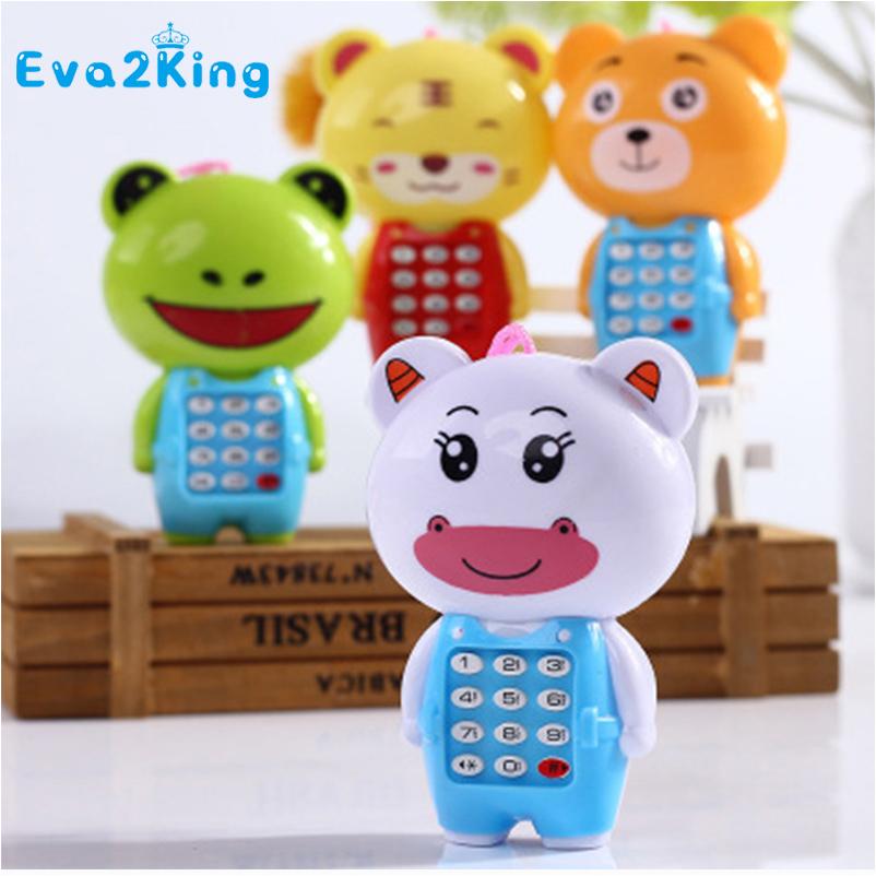 [해외]Eva2king 음악 교육 학습 지능형 장난감 전화 어린이 Enlightenment 전자 완구 아기를위한/Eva2king  Musical Educational Learning Intelligent Toy Phone Children Enlightenment Ele