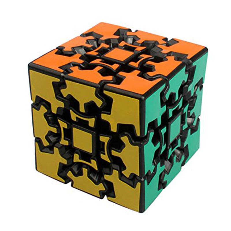[해외]LeadingStar 매직 큐브 속도 퍼즐 큐브 3D X 큐브 기어 squareTwist 퍼즐 큐 보 Magico 학습 교육 장난감 클래식 zk35/LeadingStar Magic Cube Speed Puzzle Cubes 3D X-Cube Gear square