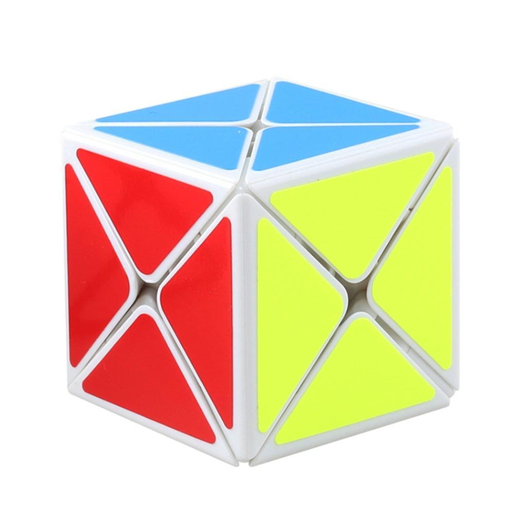 [해외]LeadingStar 미니 휴대용 3 단계 고속 스마트 큐브 8 축 크리 에이 티브 매직 큐브 지능 개발 장난감 zk15/LeadingStar Mini Portable 3rd order High Speed Smart Cube 8 Axis Creative Magi