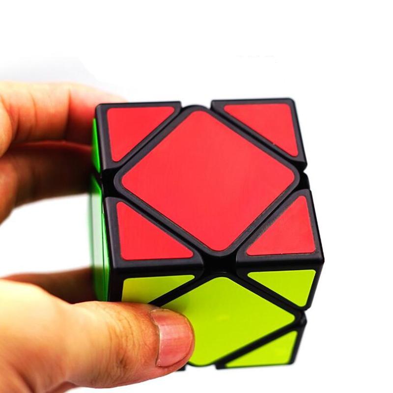 [해외]1Pcs Mastermorphix Zongzi 쌀만 두 스티커 메모 스피드 매직 큐브 학습 교육 퍼즐 Cubo Magico Toys/1Pcs  Mastermorphix Zongzi Rice Dumpling Stickerless Speed Magic Cube Le