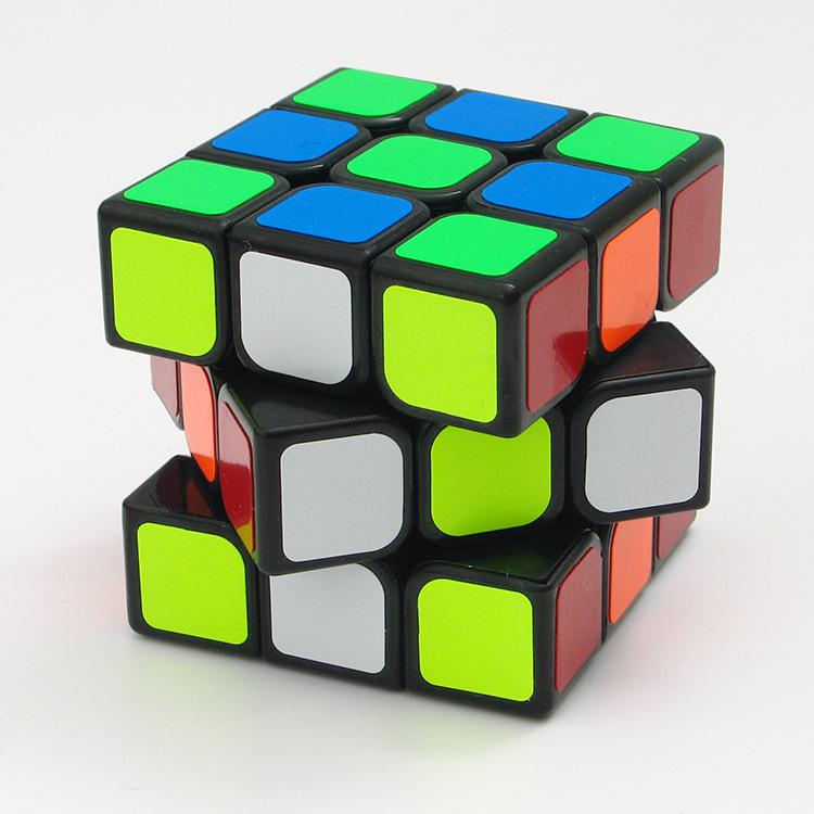 [해외]Qiyi Sail 3x3x3 Magic Speed ??Cube Pvc 스티커 블록 퍼즐 Cubo Magico Fidget Cube 오리지널 교육 완구/Qiyi Sail 3x3x3 Magic Speed Cube Pvc Sticker Block Puzzle Cubo
