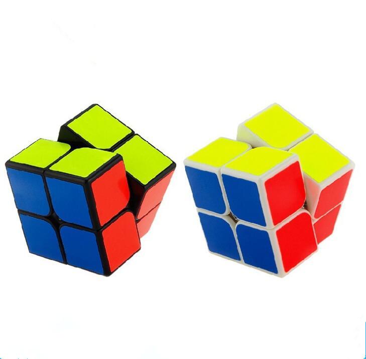 [해외]2017 브랜드 새로운 2x2x2 매직 큐브 퍼즐 큐브 도전 선물 어린이를교육 완구 어린이 큐브 magico/2017 Brand New 2x2x2 Magic Cube Puzzle Cubes Challenge Gifts Educational Toys For Kid