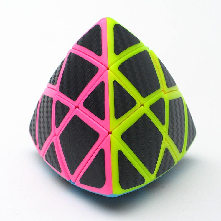 [해외]마술 큐브 3 주문 4 반죽 모양의 만두 퍼즐 장난감 큐빅 안티 스트레스 키즈 장난감/Magic Cubes  3 order 4 dough dumplings shape Puzzle toys Cubic anti-stress Kids toys