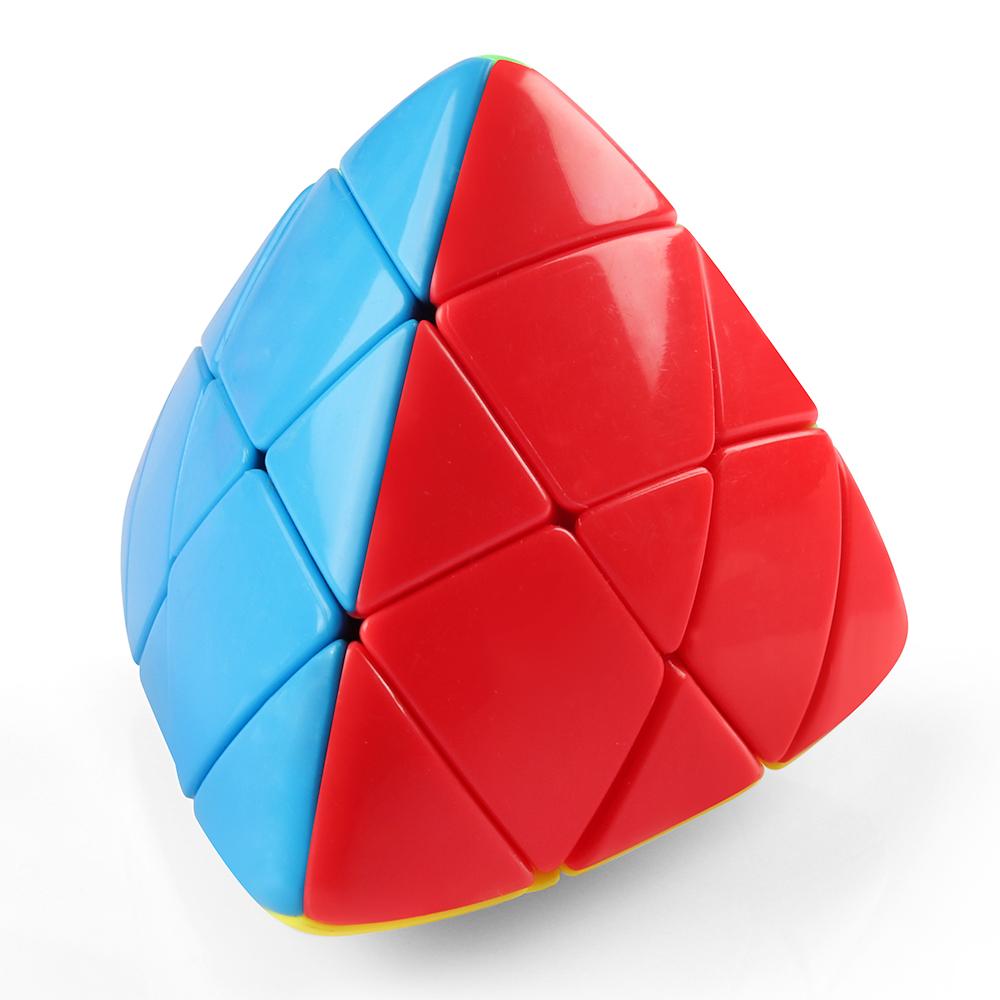 [해외]D - FantiX Shengshou Mastermorphix 3x3 큐브 스티커없는 매직 큐브 퍼즐/D-FantiX Shengshou Mastermorphix 3x3 Cube Stickerless Magic Cube Puzzle