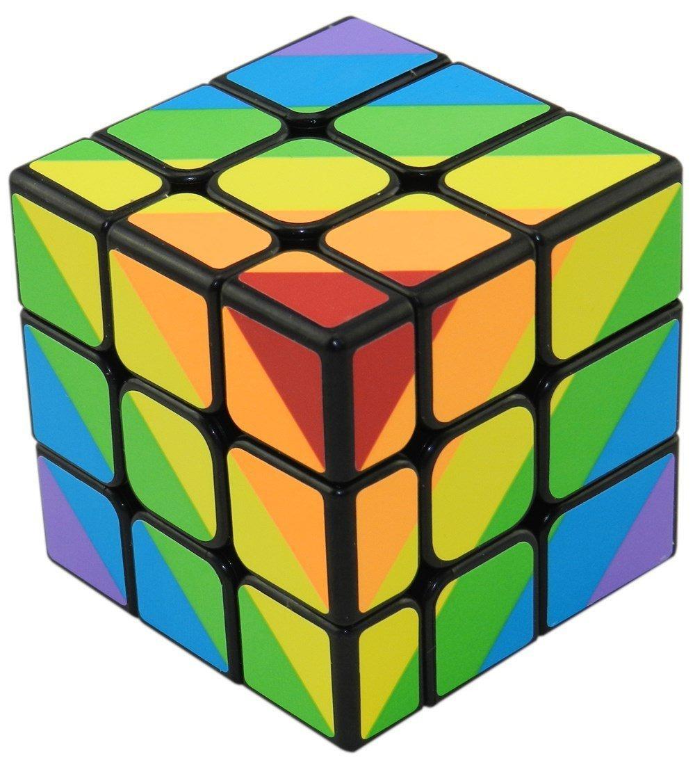 [해외]D-FantiX 용준 Yj 불평등 큐브 3x3/D-FantiX Yongjun Yj Unequal Cube 3x3