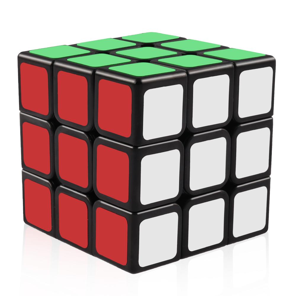[해외]D - FantiX Shengshou Chuanqi 3x3 스피드 큐브 블랙 부드러운 매직 큐브 퍼즐/D-FantiX Shengshou Chuanqi 3x3 Speed Cube Black Smooth Magic Cube Puzzles