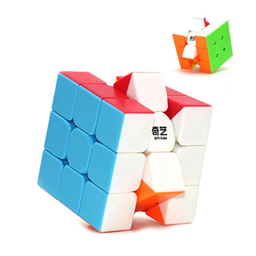 [해외]새로운 클래식 매직 스피드 큐브 미니 3x3x3 블록 퍼즐 교육 장난감 퍼즐을 학습하는 다채로운 아이들 매직 큐브 완구/New Classic Magic Speed Cube Mini 3x3x3 Block Puzzle Colorful Children Learning