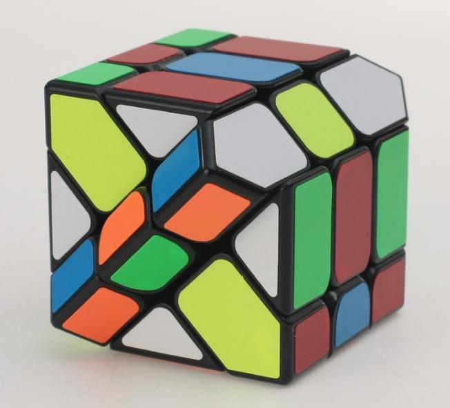 [해외]2018 NEW 57mm 루빅스 클래식 마술 장난감 큐브 블록 퍼즐 스피드 큐브 다채로운 학습 및 교육 퍼즐 Cubo Magico Children/2018 NEW 57mm Rubiks Classic Magic Toy Cube Block Puzzle Speed C