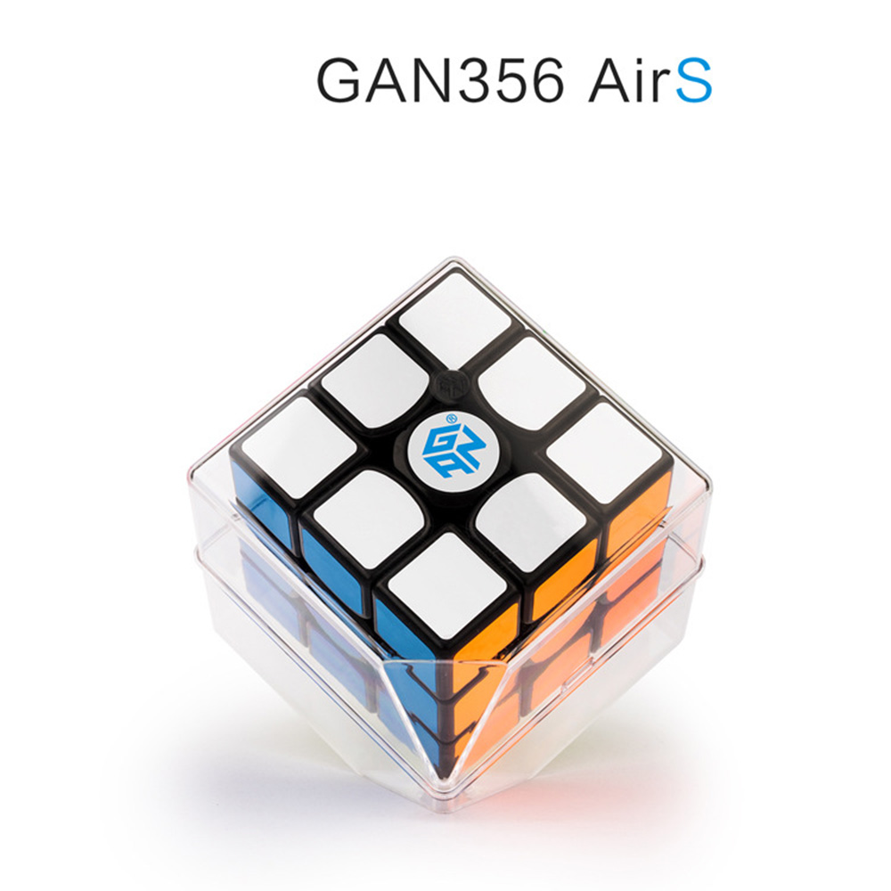 [해외]GAN 356 Air S GES V2 3 * 3 * 3 Magic Cubes 퍼즐 속도 Rubiks 큐브 교육 완구 선물 어린이를어린이/GAN 356 Air S GES V2 3*3*3 Magic Cubes Puzzle Speed Rubiks Cube Educat