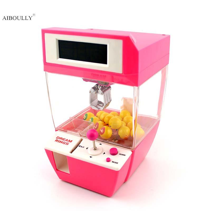 [해외]새로운 2017 캔디 그래버 팝 캔디 포수 크래커 머신 보드 게임 파티 게임 재미있는 선물/The new 2017  Candy Grabber Pop Candy Catcher Kraan Machine  klok Board Game Party Fun Speelgoe