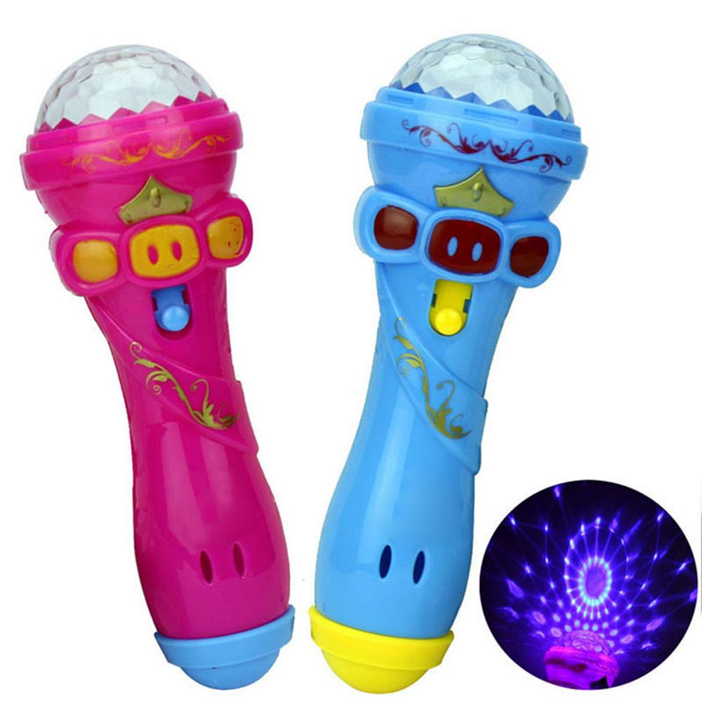 [해외]2017 핫 재미 조명 무선 마이크 모델 선물 음악 가라오케 2017 귀여운 미니 장난감 Dropship Y719/2017 Hot Funny Lighting Wireless Microphone Model Gift Music Karaoke 2017 Cute Min
