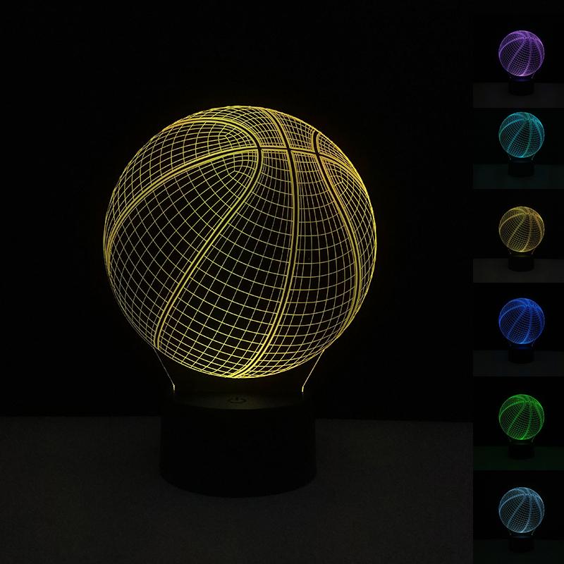 [해외]축제 선물 라이트 업 장난감 농구 참신 장난감 장식 터치 원격 7 색 놀라운 환상 게임을 변경/Festival Gifts Light-Up Toys Basketball Novelty Toy  Decoration Touch Remote 7 Color Changing
