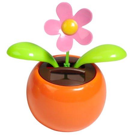 [해외]LeadingStar 태양 춤 꽃 모듬 된 색상으로 위대한 선물이나 장식 zk15/LeadingStar Solar Dancing Flower Assorted Colors Great as Gift or Decoration zk15