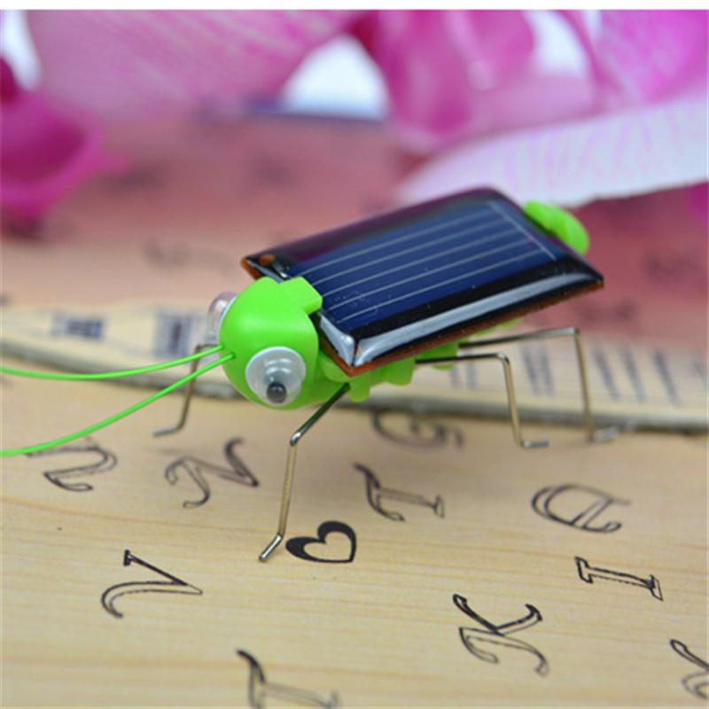 [해외]미니 참신 솔라 패널 장난감 시뮬레이션 곤충 모델 실용 농담 어린이 크리 에이 티브 가제트 장난감 어린이 선물 새로운/mini Novelty Solar Panel toy simulation insects model Practical Jokes Funny crea