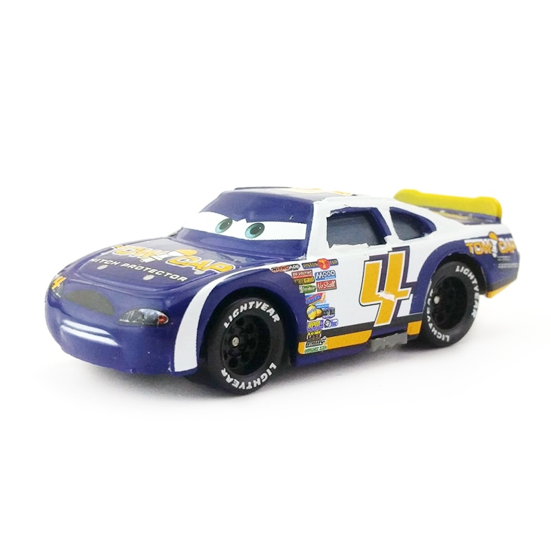 [해외]Disney Pixar Cars No.4 Tow Cap Metal Diecast Toy Car 1:55 Loose Brand New In Stock & /Disney Pixar Cars No.4 Tow Cap Metal Diecast Toy Car 1:5